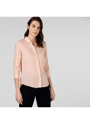 Lacoste Kadın  Gömlek CF0812.12H Pembe